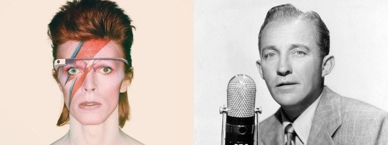David Bowie & Bing Crosby