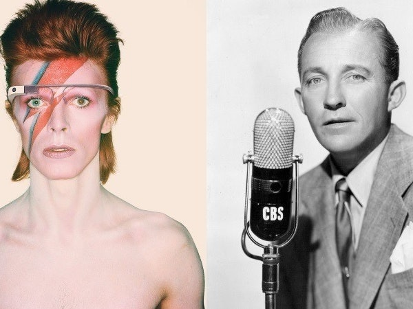 David Bowie & Bing Crosby