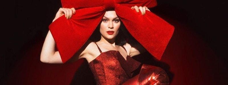 Jessie J veröffenticht Weihnachtsalbum