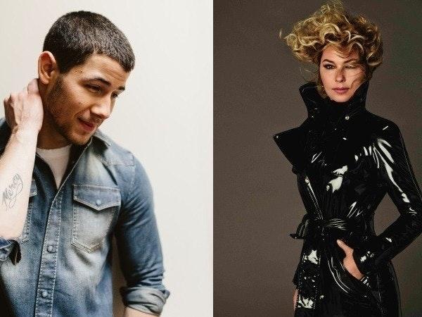 Nick Jonas & Shania Twain