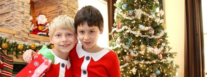 Weihnachten Kinder