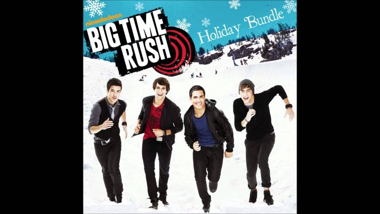 Big Time Rush - Beautiful Christmas (Studio Version) [Audio]