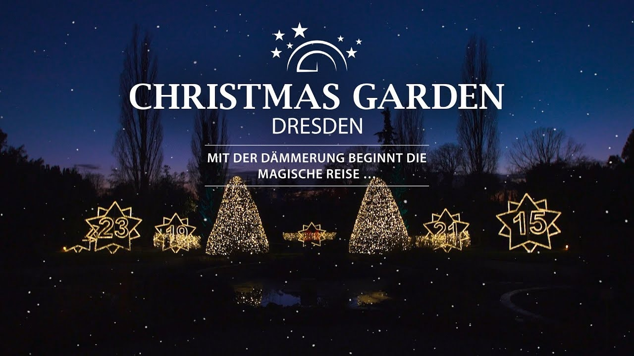 Christmas Garden Dresden 2018 | offizieller Trailer