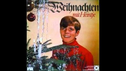 Heintje Weihnachtslieder Stille Nacht