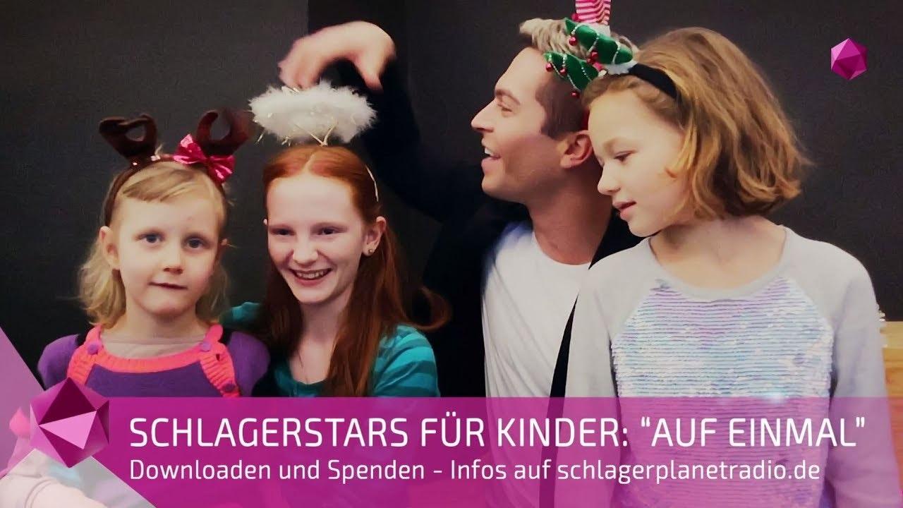 """Schlagerstars für Kinder """"Auf Einmal"""" (Weihnachtsschlager)"""